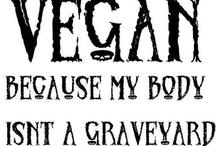 Going Vegan / by Julie Cordner