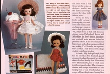 Re-Pins From Pinners We Follow / Some of the things we find in our stream that you might like.  / by Tonner - Wilde - Effanbee Dolls