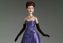 from Tonner Doll Archives / You can find pins from our creative and inspiring past. Dolls from the Tonner Archive: http://www.tonnerdoll.com/archive / by Tonner-Wilde-Effanbee Dolls