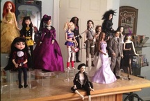 Twitter and #dollchat photos / These are great photos from our Twitter account https://twitter.com/Tonnerdoll and our Twitter #dollchat. Collectors and repaint artists tweet pics of their dolls or projects they are working on.  You can join #dollchat every Tuesday night at 9 pm EST. The easiest way to join in is from this chat window: http://tweetchat.com/room/dollchat# - though the hashtag #dollchat is enough. / by Tonner-Wilde-Effanbee Dolls