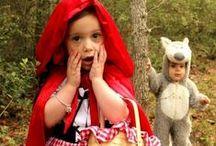 Barneklær og kostymer.