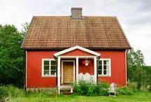 Hus eller hytte..