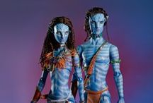AVATAR by Tonner Doll / dedicated to the amazing Avatar character figures by Tonner Doll Company / by Tonner-Wilde-Effanbee Dolls