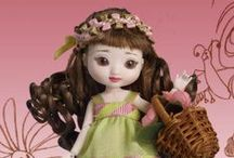 Amelia Thimble by Wilde Imagination / by Tonner-Wilde-Effanbee Dolls