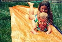 Summer Fun / Looking for things to entertain the kids this summer? Look no farther! We have collected some awesome activities for you and your family. / by Theo Presents