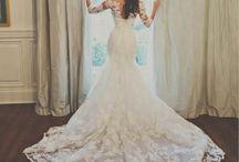 Wedding dresses / by Victoria Vicknair