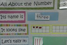 PS Math Activities