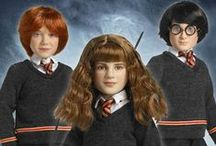 Harry Potter by Tonner Doll Company / all the Harry Potter character figures made by Tonner Doll Co. / by Tonner-Wilde-Effanbee Dolls