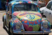 Happy Hippie Lane / Hippie Nostalgia