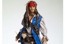 Pirates of the Caribbean / Tonner Doll Pirates of the Caribbean dolls / by Tonner - Wilde - Effanbee Dolls