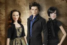 Twilight - the Movie / Love the movie series Twilight??  Then you'll love these character dolls by Tonner Doll Company / by Tonner - Wilde - Effanbee Dolls