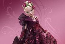 RED for Valentine's Day! / it's all about RED!  #vday / by Tonner - Wilde - Effanbee Dolls