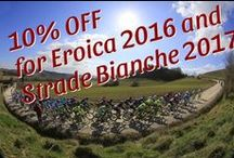 Strade Bianche / In this board you will discover one of the most important and famous sporting event that each year take place in Siena: Le Strade Bianche