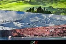 """Beautiful italian landscapes / A small portrait of the """"Belpaese"""""""