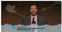 "Chris ""Dorky Meatball Dorito Puppy™"" Evans / Adorkable (adorably dorky) Chris Evans, with mild sprinklings of Sebastian Stan, Scarlett Johansson, and others"