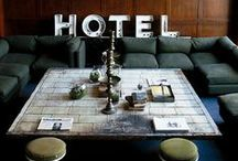 hot HOTELS / travel | curiosity | design | hotel