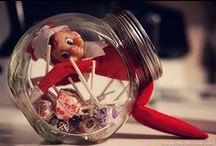 Elf on the Shelf ideas / by Tessa Johnston