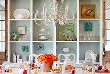Dinning Room / Dinning room furniture, decor, DIY inspiration.