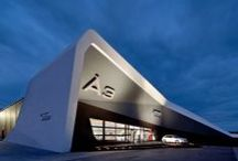 Architecture / Architecture - home, buildings, offices and spaces