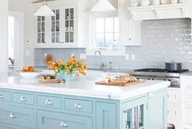 Kitchen Inspiration / Kitchen ideas, DIY, paint colors,