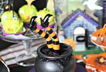 Halloween Party and Decoration Ideas / Fun Halloween party and decoration ideas, including cakes, cupcakes, Halloween themed treats, Halloween printables, decorations, party favors, party activities, Halloween food, Halloween drinks, DIY, Halloween costume ideas. Food, drinks, decor, party ideas, DIY, arts&crafts, kids activities, costumes, music, movies, & inspiration.  / by Sarah Event Planner (Sarah Sofia Productions)