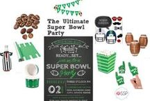 Game Day! / Football season food, drink, party, decor, & inspiration.