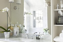 Bathrooms / Design, decor, furniture, accessories, layout, colors, and inspiration.