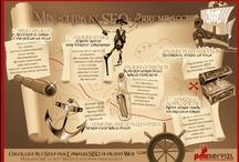Infografiche & Web / Tutte le infografiche più interessanti e divertenti sull'utilizzo della rete.