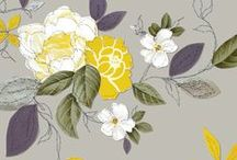 Great Aunt's Garden / She always had all the flowers. / by InThe FinePrint