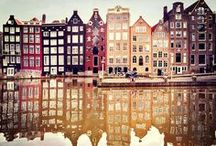Travel Wishlist / by Andrea Brown