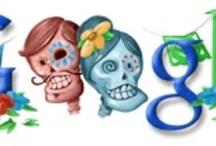 Doodles - Google / I Doodles più belli pubblicati per celebrare ricorrenze importanti sulla home page di Big G.