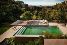 Piscines / pools / piscines swimming pools / by laminutedeco