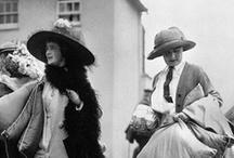1912 Women's Fashions