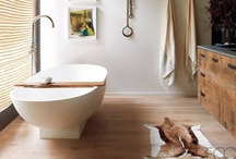 Salles de bains / baths / by laminutedeco