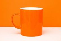 orange / by laminutedeco
