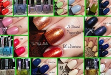 nail polish / by Denise Papin