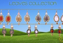 LEAVES COLLECTION / by DL -Luxury