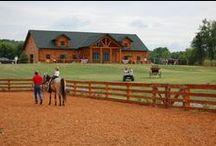 Beautiful Barns / by Jessica frawley
