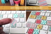Washi tape / by Tami Horovitz