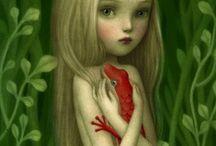 Art Fantasy Fairies & Fireflies / by Joyce Langford