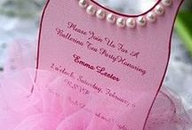 Tutu Party / Party, decor, food, drinks, inspiration.  / by Sarah Event Planner (Sarah Sofia Productions)