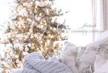 Winter + Christmas / Christmas time,navidad, decoración navideña, nieve, deseos...