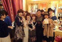 Michal Negrin Tour to JAPAN / Michal Negrin team visited one of the designer's biggest market -  Japan
