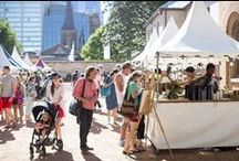 Our Annual Christmas Fare / For one evening only, over 40 of Sydney's finest artisan producers, makers and boutique traders will serve up their baked, pickled, smoked, crafted and poured delights.