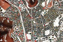 urban schemes / by Miray Ozkan