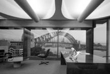 Harry Seidler Architecture / To celebrate the exhibition Harry Seidler: Painting Toward Architecture in 2014, Sydney Living Museums opened several privately owned Seidler designed buildings to the general public for one weekend only. Find out more about this past exhibition: http://sydneylivingmuseums.com.au/exhibitions/harry-seidler-painting-toward-architecture