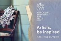 Meroogal Women's Art Prize / The Meroogal Women's Art Prize invites female artists to respond to the house museum's history, stories and fascinating collection to create artworks that reflect Meroogal's rich history.