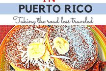 Puerto Rico Restaurants, Food, & Drink / Places to eat and drink and local foods in Puerto Rico. Where and what to eat when traveling to Puerto Rico. Restaurants in Puerto Rico. | http://boulevardsandbyways.com
