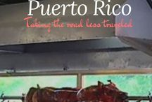 Travel blog Puerto Rico / Puerto Rico vacation information | http://boulevardsandbyways.com