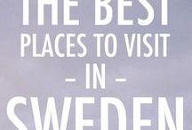 Schweden Winterurlaub / Alles über einen perfekten Winterurlaub in Schweden!